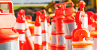 Traffic Control - Termporary Work Zone Materials